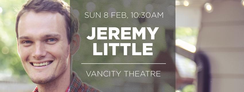 Jeremy Little visit